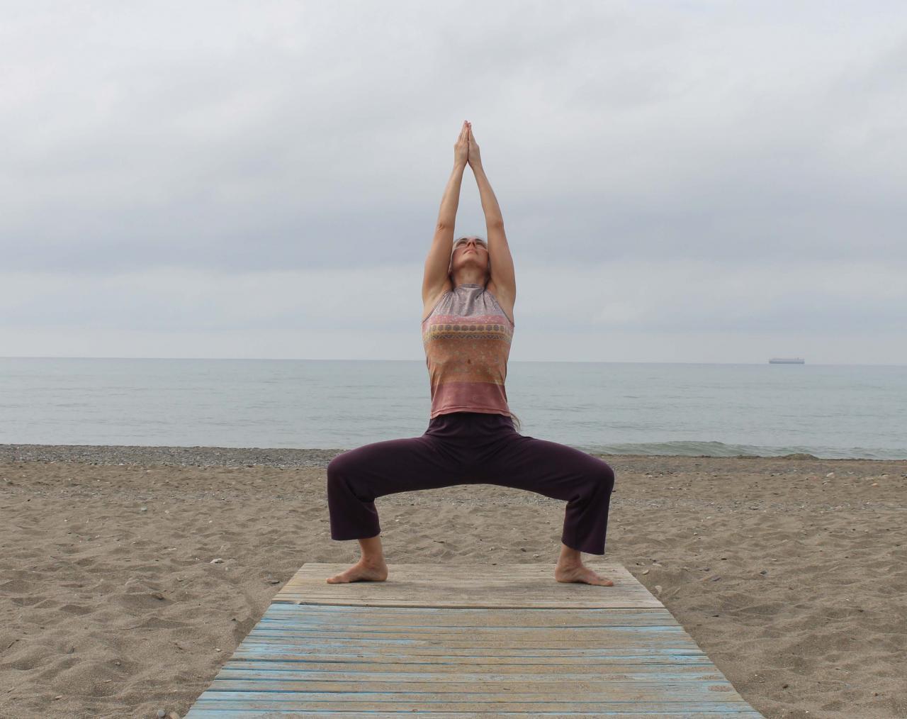 Yoga en Andalucia